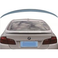 China Auto Sculpt Rear Trunk and Roof Spoiler for BMW F10 F18 5 Series 2011 2012 2013 2014 Vehicle Spare Parts on sale