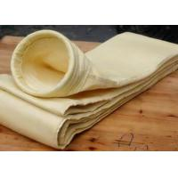 Buy cheap PTFE , Nylon , Glass Dust Filter Bags Washable Nonwoven Filter Media product