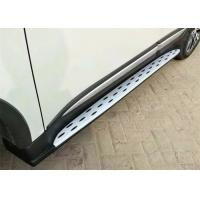 Buy cheap Mitsubishi New Outlander 2016 2017 OE Sport Style Side Steps Bars Running Boards from wholesalers