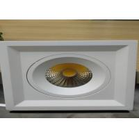 Buy cheap Tiltable Square 15W 2700-3000K IP54 LED Housing Aluminum Fixture for Bathroom/R3B0206 from wholesalers