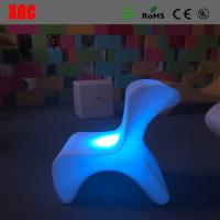Buy cheap PE stool /Modern Changeable Color Bar Stool / Child Stool / Led  Stool from wholesalers
