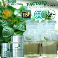 Buy cheap natural peppermint oil product