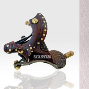 Buy cheap Damascus tattoo machine-cast copper product