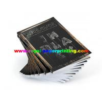 customize good quality paper hardcover / softcover book printing
