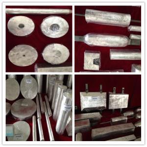 Buy cheap Система катодной защиты от коррозии трубопровода, жертвенный анод катодной защиты от коррозии product