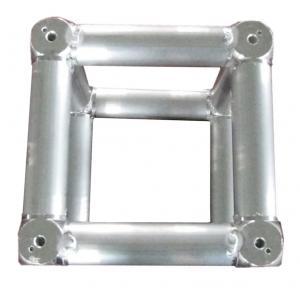 China Portable Six Ways Box Corner Aluminum Lighting Truss For Connecting Truss wholesale