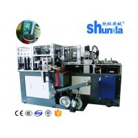 Buy cheap 380V Three Phase Paper Tube Making Machine With Hot Air System product