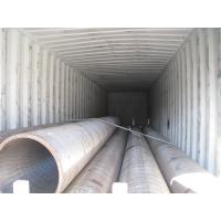 Buy cheap Alloy Steel High Pressure Boiler Tube ASTM A335 P92 48'' 1219mm X 140mm Size product