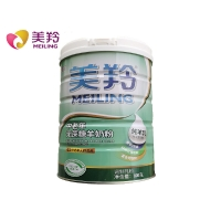 Buy cheap Middle Elderly Milk Powder 800g With Ca Fe And Zn product
