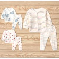 Buy cheap 0-24month newborm cotton long sleeve pajamas product
