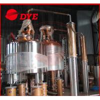 Buy cheap Commercial Alcohol Distillation Equipment Insulated Steam Kettle product