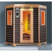 China 3 Persons Far Infrared Sauna FRB-033LW on sale