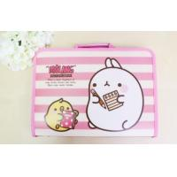 Buy cheap cute school office Stationery Zipper File Case product