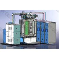 Buy cheap PVD Vacuum Metallizing Equipment on Copper Valves , Plumber Fittings / Chrome Plating Machine from wholesalers