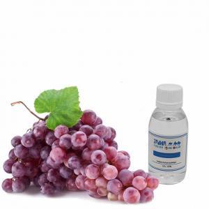 Buy cheap Zero Nico Grape VG PG Base Fruit Flavors For E Liquid product