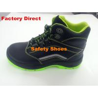 Buy cheap Top Quality Safety Shoes Indsutrial Safety Shoes Steel Toe product