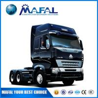 China Sinotruk HOWO A7 6X4 Tractor Truck 371 HP 420HP Truck Head for Sale on sale