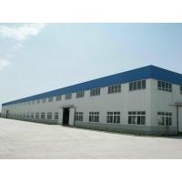 Buy cheap modular warehouse building prefabricated light steel structure product