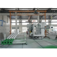Buy cheap Electrostatic 14M Spraying Production Line Street Light Pole Painting product