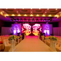 Buy cheap 1R1G1B Indoor Rental LED Display Small Pixel Pitch 1300 Nits / Sqm IP34 Front from wholesalers