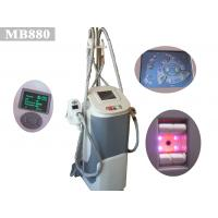China Vacuum Roller Cavitation RF Lipo Cavitation Machine MB10s For Weight Loss Skincare on sale
