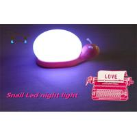 China Fancy Touch Control LED Baby Girls Sleeping Night Light / Nightlights For Toddlers on sale