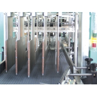 Buy cheap Easy Operate Electric 500ml Glass Bottle Packing Machine product