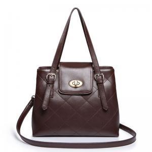 Buy cheap Genuine leather handbags women's shoulder bag product