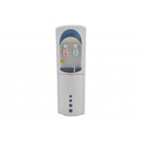 Buy cheap 16L-B/HL Top Load Hot And Cold Bottled Water Dispenser With A 16L Bottom Fridge from wholesalers