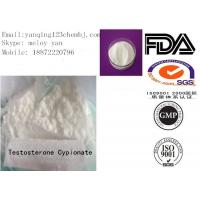 Buy cheap Testosterone Cypionate Powder / Test C For Bodybuilding Supplyment product