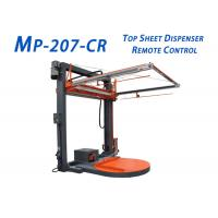 Buy cheap Auto Height Detection Semi Automatic Stretch Wrap Machine With Friendly User Interface product