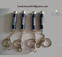 China Mini LED Torch,flashing key ring on sale