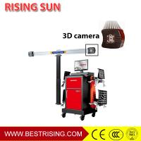 China 3D camera used mobile wheel alignment equipment on sale