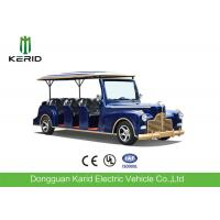 Buy cheap New Arrival 11 Seater Electric Vintage Cart 4 Wheel Electric Vehicle product