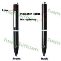 Buy cheap Voice activated 1280*960 dvr pen, Pinhole camera / Mini camera/spy pen recorder product