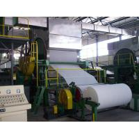 Buy cheap Model 2400 tissue paper machine product
