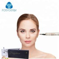 China Fosyderm Sodium Hyaluronic Acid Dermal Filler For Cosmetic Surgery Derm 1ml on sale