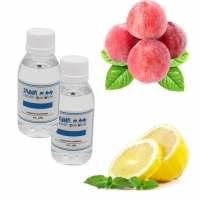 Buy cheap Colorless E Cigarette Liquid Flavors With PG VG 5% Mix product