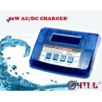 Buy cheap the Unbelivable 80W 6A Balance Charger Lipo Battery 11.1v-22.2V with a best factory price product