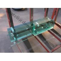 Buy cheap Finely ground edge professional toughened tempered glass China factory product