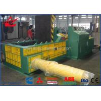 Buy cheap 18.5kW Motor Scrap Metal Baler For Recycling Side Push Out Model Siemens Motor from wholesalers