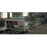 Buy cheap Plastic Extrusion Machine , PVC Wave Board Double Screw Extruder product
