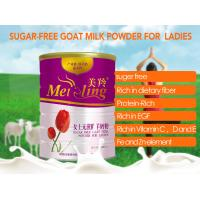 Buy cheap Bulk Sugar Free Milk Powder  For Old Age  Strengthen Iron Deliciously Smooth Falvor product