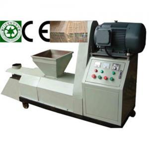 China Screw Biomass Briquette Press on sale