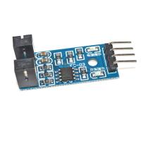 Buy cheap LM393 Sensors For Arduino IR Optocoupler Motor Speed Sensor Module product
