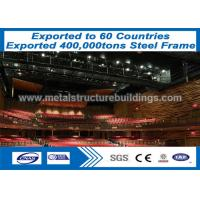 Buy cheap Easy Steel Fabricated Buildings With Single Level Butt Welding Welding Technology from wholesalers