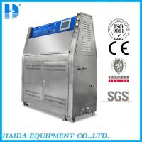 China CE Programmable Accelerated Aging Chamber Accelerated Weathering Tester wholesale