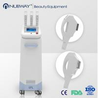 Buy cheap Hot sale IPL laser hair removal and skin rejuvenation with 3 handles best offer product