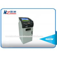 Buy cheap Touch Screen Automatic Card Vending Machine For Bank / Retail Store Custom Logo product