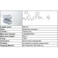 Buy cheap Buy High Quality Sarms MK-677 White powder for Gain Muscle CAS:159752-10-0 China Supplier product